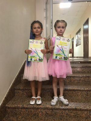 Поздравление победителей регионального конкурса общественного проекта «Новая школа»